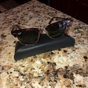 Clubmaster Ray Bans